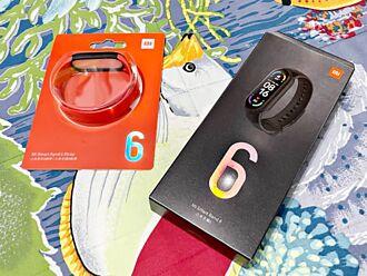 [體驗]小米手環6千元出頭 可監測睡眠品質與血氧更安心