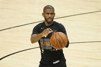 NBA》再拚總冠軍 太陽宣布續簽保羅4年