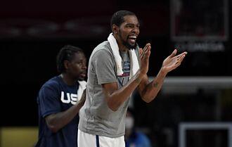 NBA》沃神搶先爆:杜蘭特跟籃網續約4年1.98億美元