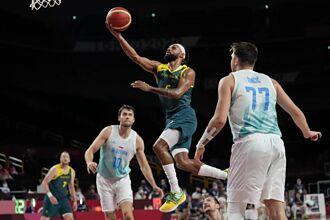 東奧》米爾斯轟42分助威 澳洲摘史上首面男籃銅牌