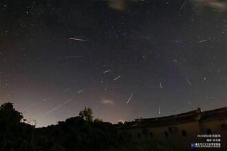 千萬別錯過!超壯觀英仙座流星雨今晚登場 交管措施一次看