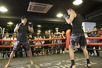 泰國男神為阿Sa大打出手 打擂台拳拳到肉