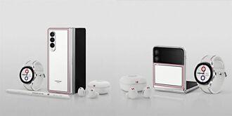 科技融合經典時尚 三星宣佈推出Galaxy Z Fold3   Flip3 5G Thom Browne Edition限量版