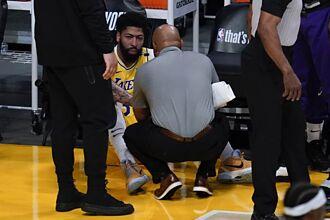 NBA》一眉哥找來新任訓練師 期望下季健康出賽