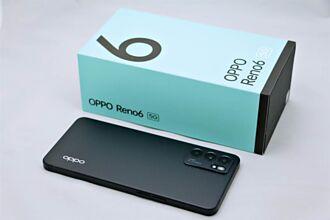 [評測]OPPO Reno6 5G晶鑽工藝很閃亮 夜拍顏色更準確