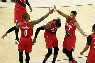 NBA》否認利拉德打算走人 麥科倫:他想在波特蘭奪冠