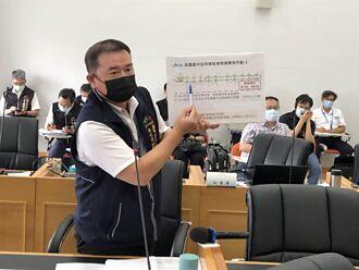 中捷針對電磁閥線圈故障提報告 市議員:總體檢還有多少「未爆彈」