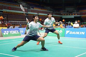 第2次全國羽球排名賽 李洋妹妹李芷蓁盼好表現