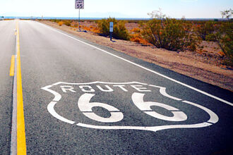 內陸帝國旅遊局推薦66號公路(Route 66)自駕遊