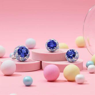 海瑞溫斯頓CANDY彩寶 像糖果般甜美迷人