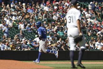 MLB》裴瑞茲第37轟 成為大谷翔平新威脅