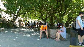 開學前報復性旅遊 台南景點湧人潮 半天遊客數破千
