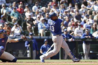 MLB》第38轟!裴瑞茲刷新美聯捕手紀錄