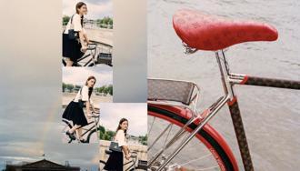Louis Vuitton 聯名 Maison TAMBOITE 全新奢華單車「LV Bike」完整情報公開!這台腳踏車只適合放在家裡當擺飾吧?