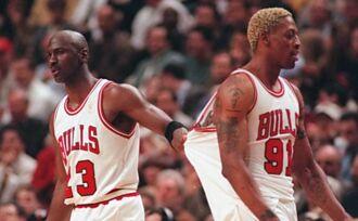 NBA》「最後一舞」外傳紀錄片 羅德曼荒唐錄將登場
