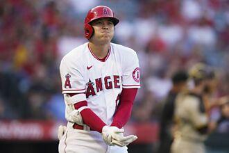 MLB》大谷翔平右腕疼痛 跳過下一次先發輪值