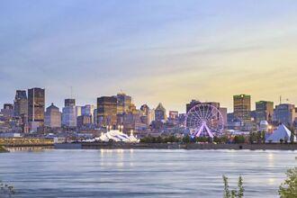 加拿大奧運城市夏日體驗-蒙特婁