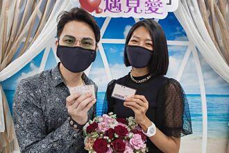 伊林名模若綺求婚成功 《模王》楊昇達生日成結婚紀念日