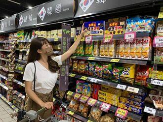家樂福韓國周8折起 單筆購買指定系列紅利點數10倍送