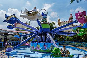 9月多家遊樂園推優惠 最低$199可入園