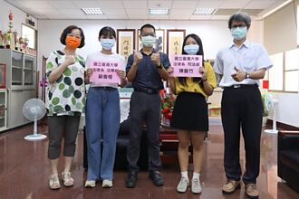 2生同時上台大法律系 台南北門高中破51年紀錄