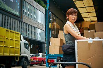 劉心悠拍逃跑戲大腿拉傷 《女人街,再見了》闖蕩香港地標