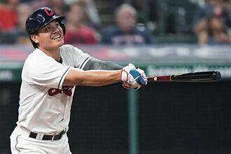 MLB》張育成代打炸裂 本季第7轟助隊追平