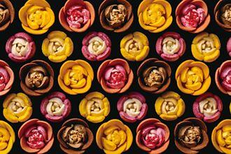 收到就戀愛了!日本必買絕美花朵甜點