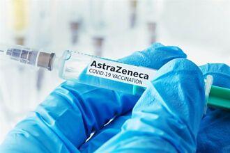 自購疫苗今到貨 45.8萬劑AZ下午抵台