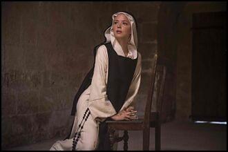 《聖慾》雄影亞洲首映!赤裸挑戰修道院女女情慾