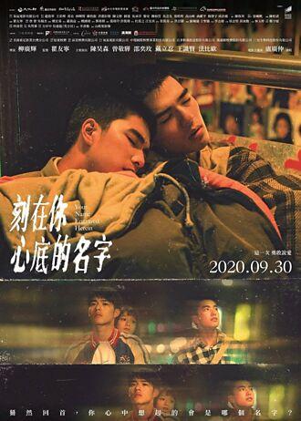 北影會外賽「台灣電影行銷獎」 《當男人戀愛時》等10部作品入圍