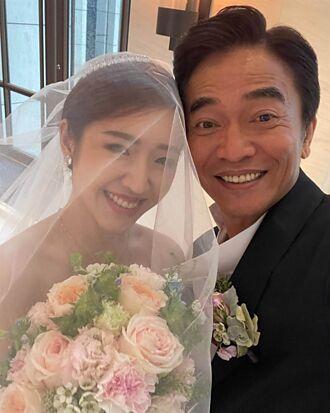吳宗憲曬新娘女兒合照 鬆口婚禮超低調原因
