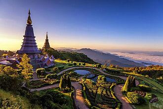 泰國 10 月 開始 針對已接種疫苗的外國遊客,開放另外曼谷等5個目的地