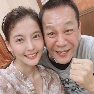 王樂妍昨天與龍劭華對戲 哀慟去年是小鬼竟又送走「爸爸」