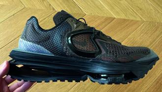 超炸超人氣聯名款 Matthew M Williams x Nike Zoom MMW 4,最新棕色配色曝光!絕對又是一波血流成河吧...