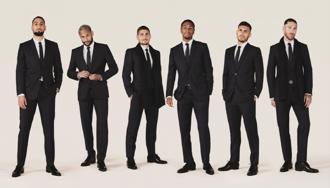 誰准足球員那麼帥!Dior 打造 Paris Saint-Germain 最新一季官方服飾系列,請問這是模特兒還是運動員?