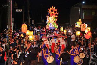 邀民眾中秋來台南玩遊「系」 夜祭、玩水、追劇、抽大獎