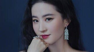 她逛街巧遇野生劉亦菲 「零修圖真實模樣」太驚人