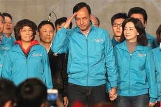 民調會說話,朱領政下藍營支持度屢創新低、江帶領國民黨谷底翻身