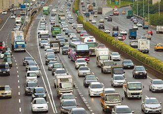 中秋倒數返家車輛湧 7大路段恐爆量 國5估塞半天