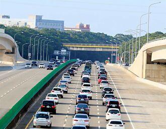 收假日車流將增1.5倍!避國道9易塞路段 高公局籲上午出發