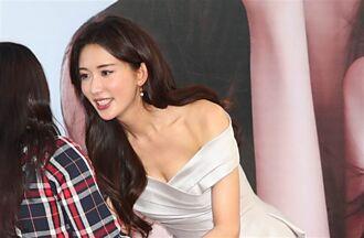 46歲林志玲中秋自拍露臉 瘦了一圈越來越美