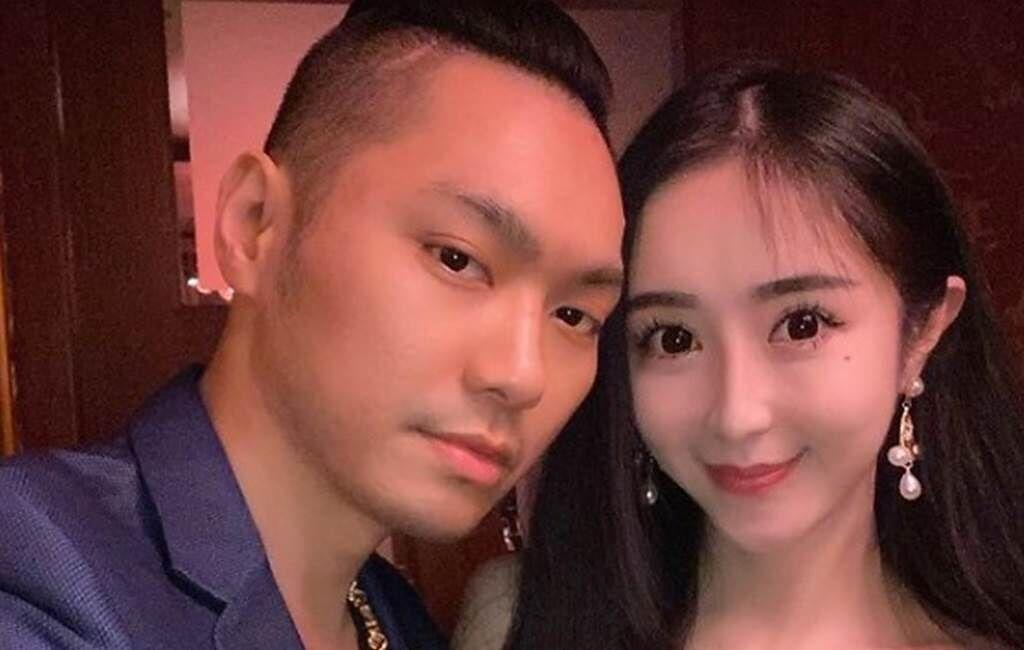 連千毅的老婆石帕玉婚前就因美貌出名。(圖/FB@連千毅)