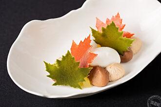 秋天拾起一顆「星」 米其林一星餐廳「雅閣」、「ACUT」推新菜