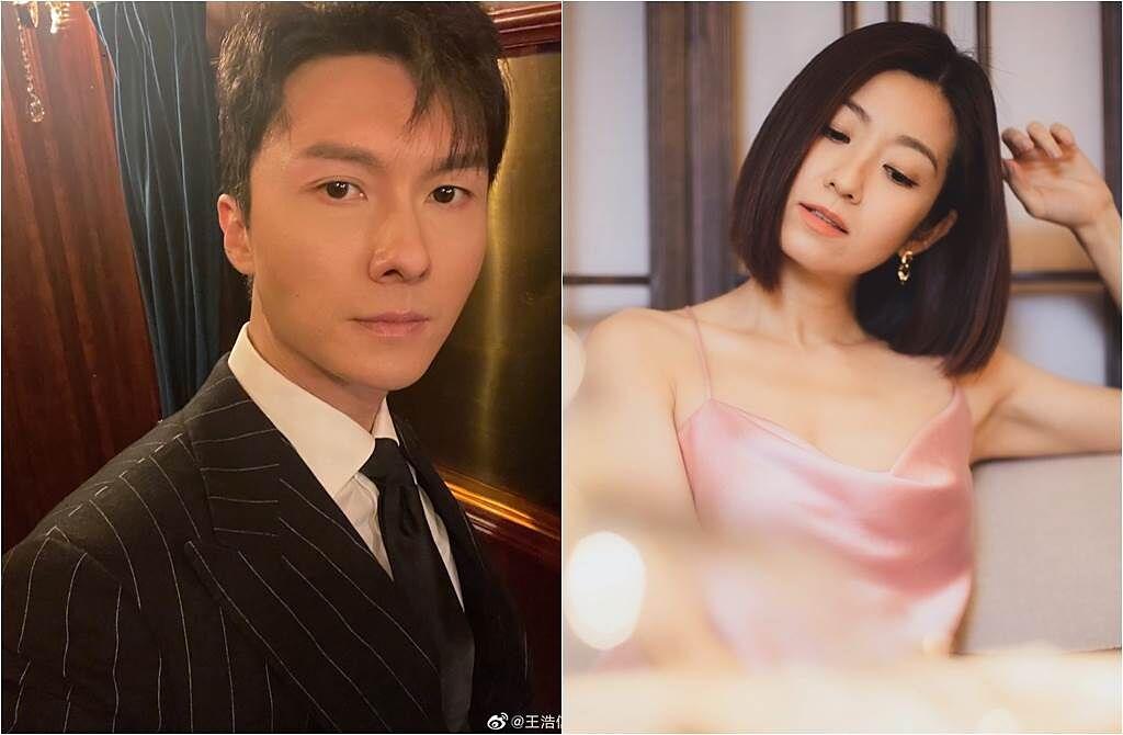 陳自瑤與王信浩婚變傳了多年,面對詢問每每以「私事」避答。(取材自王信浩、陳自瑤微博)