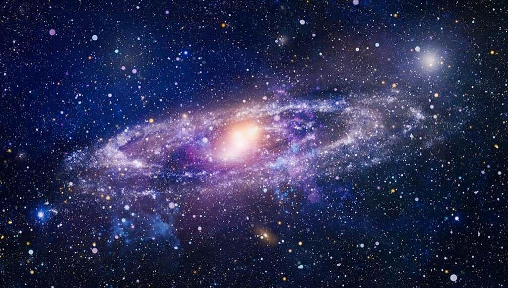 科學家發現銀河系充斥有機分子,外星生命存在的可能性大增。(圖/達志影像)