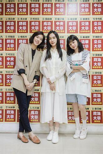 姚愛寗、鄧九雲譜「女女師生戀」徐靖玟感性淚崩