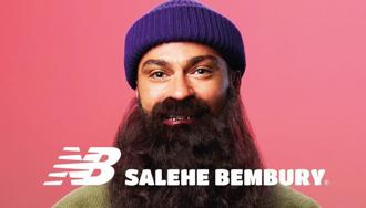 超人氣設計師龍頭Salehe Bembury,再次聯手 New Balance,New Balance Yurt 574 最新聯名配色曝光!