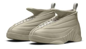 兩種特殊一次滿足!Billie Eilish x Air Jordan 15 個人聯名鞋款曝光,極少出現的 Air Jordan 15 跟怪奇比利會碰出什麼火花呢?