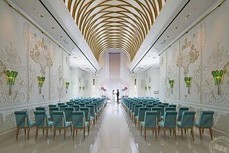 台北文華東方文華閣微型婚禮  只需15萬元含3桌宴客會席